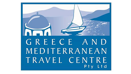 Greece and Mediterranean Travel Center Logo
