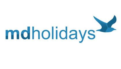 MD Holidays Logo